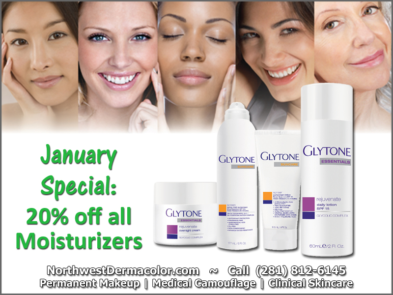 January Monthly Special