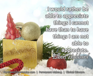Weekly Thought by Elbert Hubbard